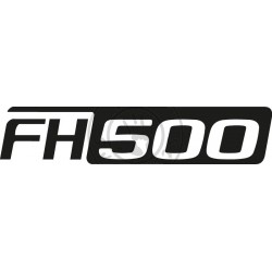 Stickers FH 500