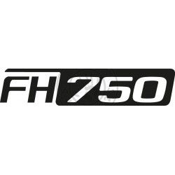 Stickers FH 750