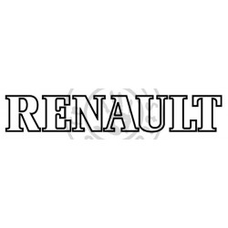 Sticker RENAULT liseret 700x120mm