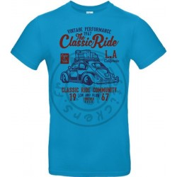 T-Shirt homme The Classic Ride Coccinelle Vintage