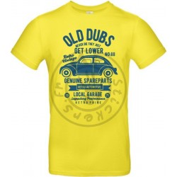 T-Shirt homme OLD DUBS Coccinelle Vintage