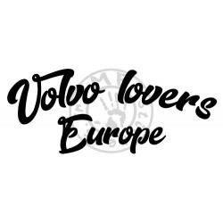 Inscription Volvo lovers Europe