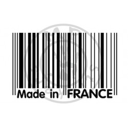 Code barres MADE IN FRANCE