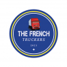 Sticker logo THE FRENCH Truckers 400x400mm (unité)
