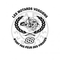 "T-Shirt ""Motards Vosgiens"" Collection originale MD"