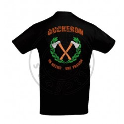 "T-Shirt ""BUCHERON PASSION"" Collection originale MD"
